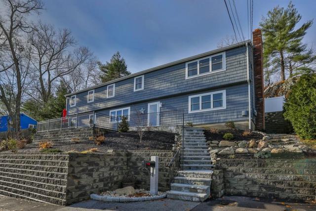 57 Green St, Wakefield, MA 01880 (MLS #72427854) :: COSMOPOLITAN Real Estate Inc
