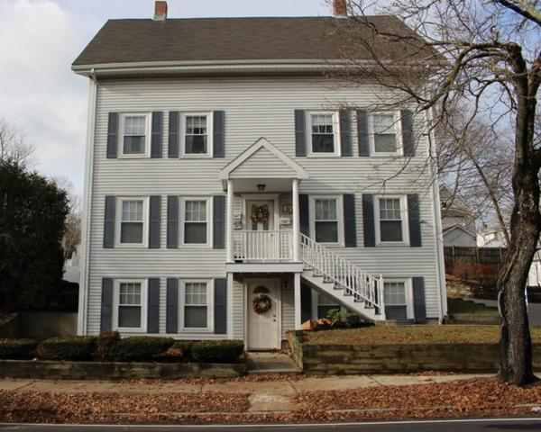 120 Vernon Street 2C, Wakefield, MA 01880 (MLS #72427894) :: COSMOPOLITAN Real Estate Inc