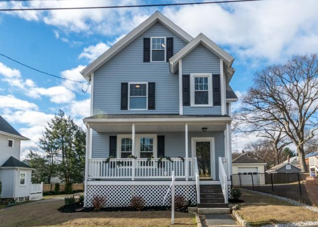 34 Lawrence Street, Waltham, MA 02451 (MLS #72428148) :: Charlesgate Realty Group