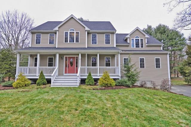 9 Elderberry Dr, Easton, MA 02356 (MLS #72428390) :: The Muncey Group