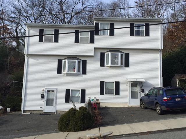122 Tremont  St. #122, Malden, MA 02148 (MLS #72428735) :: COSMOPOLITAN Real Estate Inc