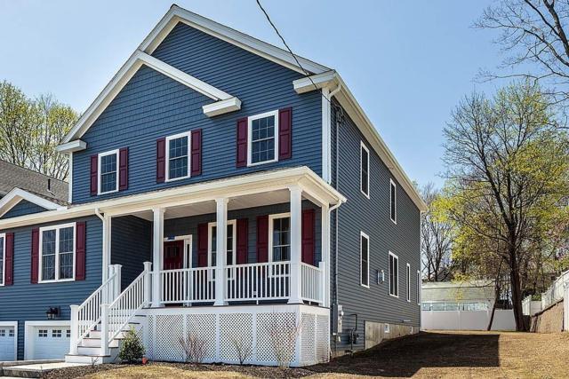 15 Turnbull Ave #1, Wakefield, MA 01880 (MLS #72429248) :: COSMOPOLITAN Real Estate Inc