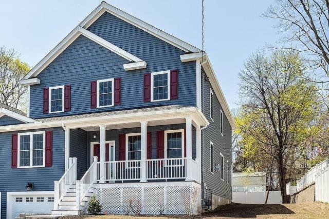 15 Turnbull Ave #1, Wakefield, MA 01880 (MLS #72429249) :: COSMOPOLITAN Real Estate Inc