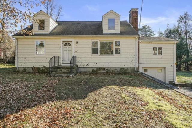 24 Arrowood St, Cohasset, MA 02025 (MLS #72429634) :: Keller Williams Realty Showcase Properties