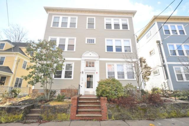 11 Sedgwick St #12, Boston, MA 02130 (MLS #72429664) :: The Muncey Group
