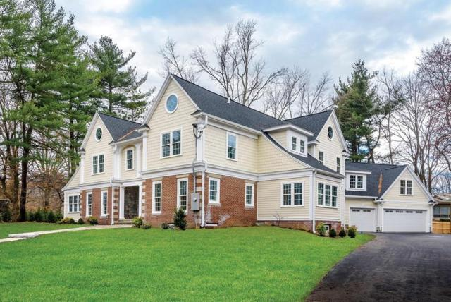 6 Country Club Rd, Newton, MA 02459 (MLS #72429748) :: Revolution Realty