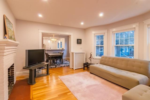 90 Atherton Road #1, Brookline, MA 02446 (MLS #72429751) :: Commonwealth Standard Realty Co.