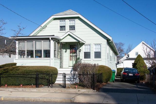 16 Glenwood Ave, Medford, MA 02155 (MLS #72430039) :: COSMOPOLITAN Real Estate Inc