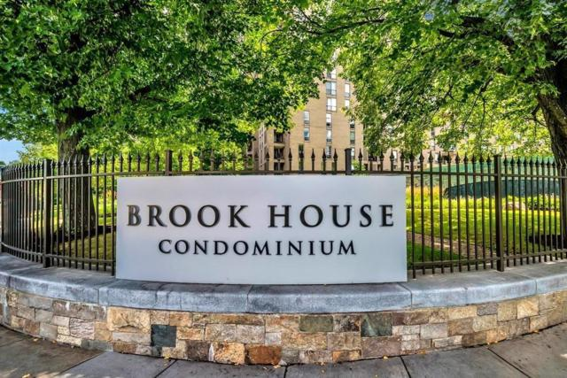 77 Pond Ave #1410, Brookline, MA 02445 (MLS #72430107) :: Vanguard Realty