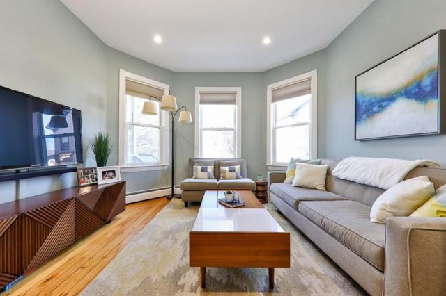 56 Brookside Ave #1, Boston, MA 02130 (MLS #72430152) :: ERA Russell Realty Group