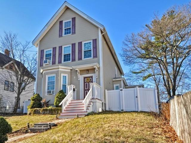 22 Baker Street, Malden, MA 02148 (MLS #72430177) :: Primary National Residential Brokerage