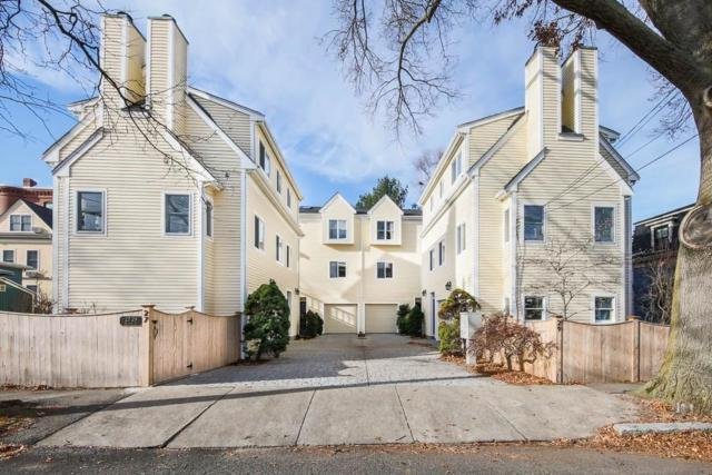 27 Kinnaird Street #3, Cambridge, MA 02139 (MLS #72430192) :: Revolution Realty