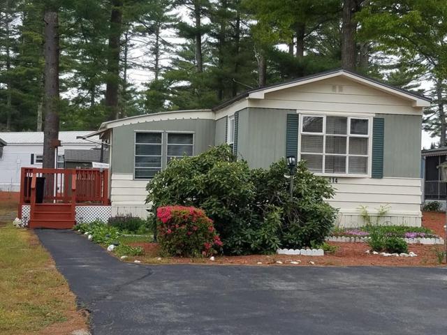 114 Castle Drive, Wareham, MA 02576 (MLS #72430284) :: Exit Realty