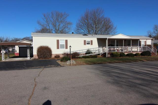 5 Elliott Drive, Plainville, MA 02762 (MLS #72430330) :: Westcott Properties
