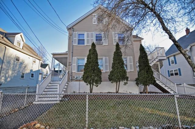 109 Grove Street #109, Melrose, MA 02176 (MLS #72430396) :: COSMOPOLITAN Real Estate Inc