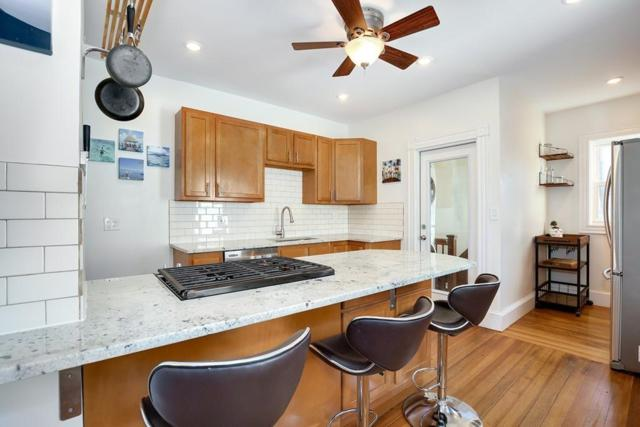 76 Hudson St #2, Somerville, MA 02143 (MLS #72430472) :: COSMOPOLITAN Real Estate Inc