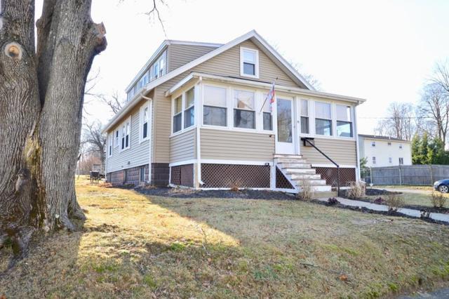 19 Bellevue Ave, Wakefield, MA 01880 (MLS #72430521) :: COSMOPOLITAN Real Estate Inc