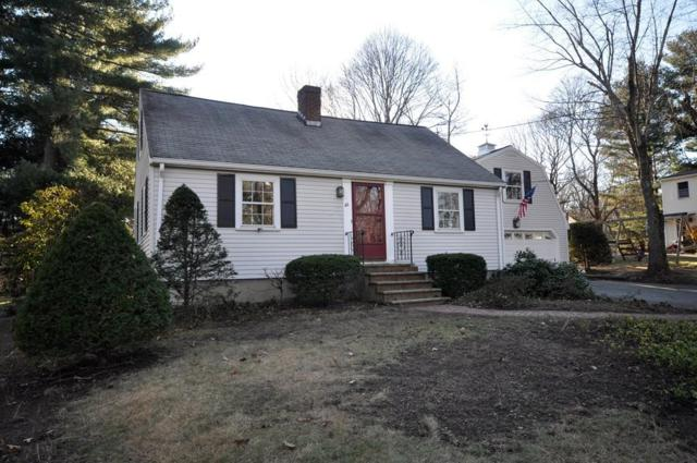 46 Middle Street, Lexington, MA 02421 (MLS #72430646) :: Commonwealth Standard Realty Co.