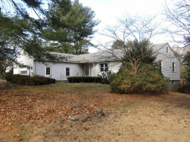 818 Greendale Ave, Needham, MA 02492 (MLS #72430714) :: The Gillach Group