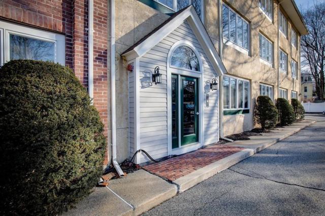 10 Ingalls Ct #6, Melrose, MA 02176 (MLS #72430725) :: COSMOPOLITAN Real Estate Inc