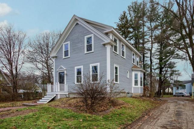 446 Groveland St, Haverhill, MA 01830 (MLS #72430743) :: ERA Russell Realty Group