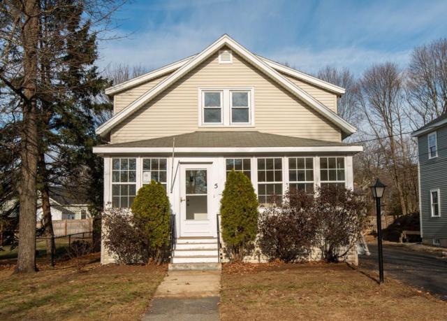 5 Hawthorne #5, Wakefield, MA 01880 (MLS #72430817) :: COSMOPOLITAN Real Estate Inc