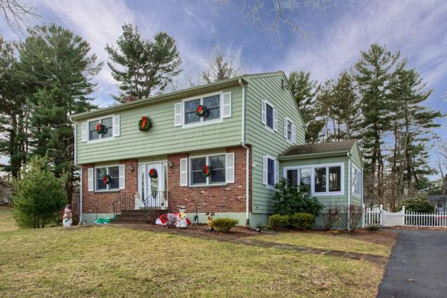 11 Chapman Avenue, Wilmington, MA 01887 (MLS #72430818) :: EdVantage Home Group