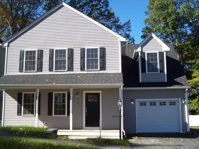 25 Paper Birch Path #68, Worcester, MA 01605 (MLS #72430901) :: Trust Realty One