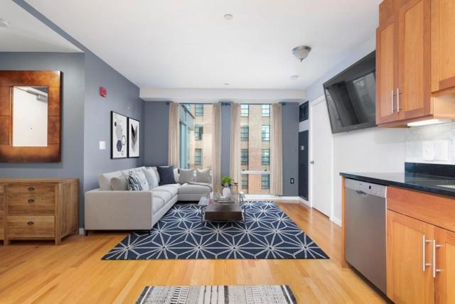 80 Broad Street #909, Boston, MA 02110 (MLS #72430922) :: Westcott Properties