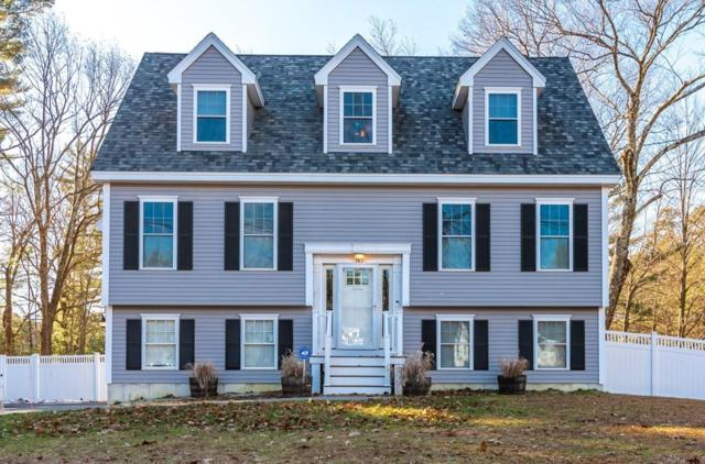 283 Townsend Road, Groton, MA 01450 (MLS #72431137) :: Exit Realty