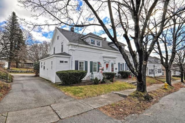28 Forest Street #28, Northbridge, MA 01588 (MLS #72431236) :: Anytime Realty