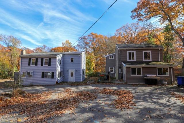 1610-A Liberty St, Braintree, MA 02184 (MLS #72431316) :: Charlesgate Realty Group