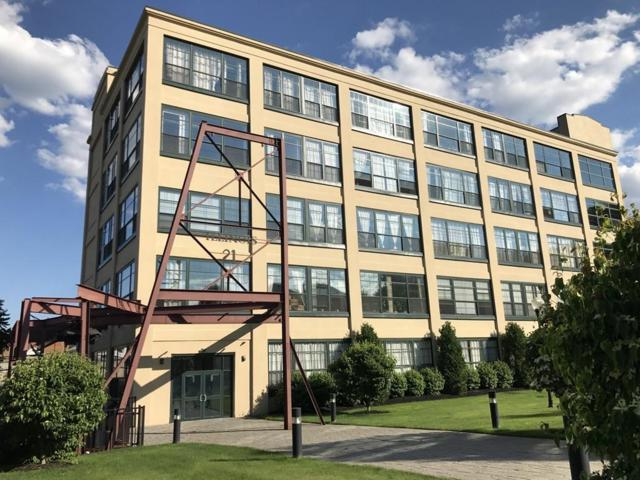 21 Illinois St #402, Worcester, MA 01610 (MLS #72431320) :: Anytime Realty