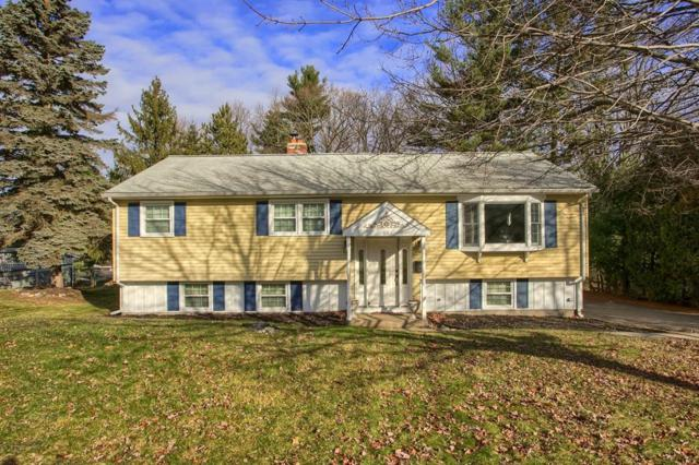 66 Sherwood Hill Drive, Holden, MA 01520 (MLS #72431363) :: The Muncey Group