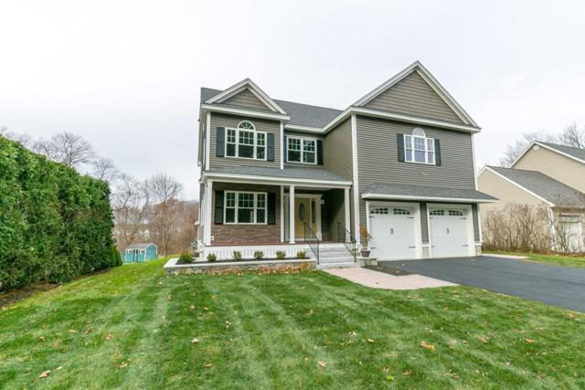17 Pine St, Bedford, MA 01730 (MLS #72431372) :: The Muncey Group