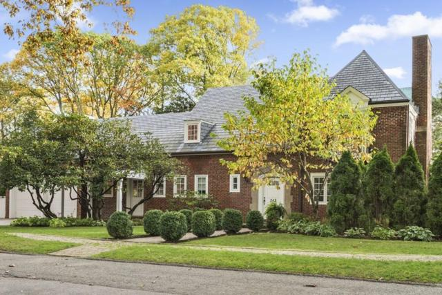242 Woodland Rd, Brookline, MA 02467 (MLS #72431467) :: Vanguard Realty