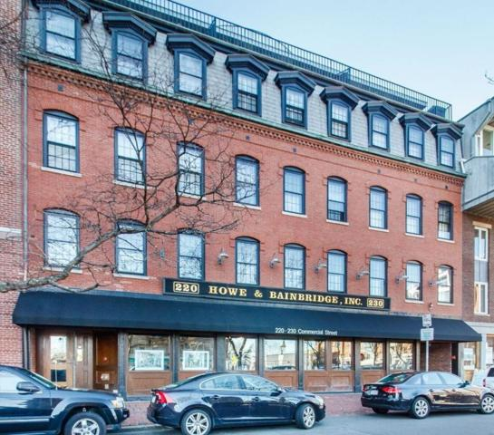220 Commercial St 1R, Boston, MA 02109 (MLS #72431497) :: Driggin Realty Group