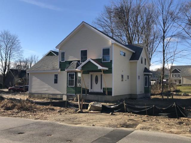 Lot 28 Martin Street, Acton, MA 01720 (MLS #72431543) :: Apple Country Team of Keller Williams Realty