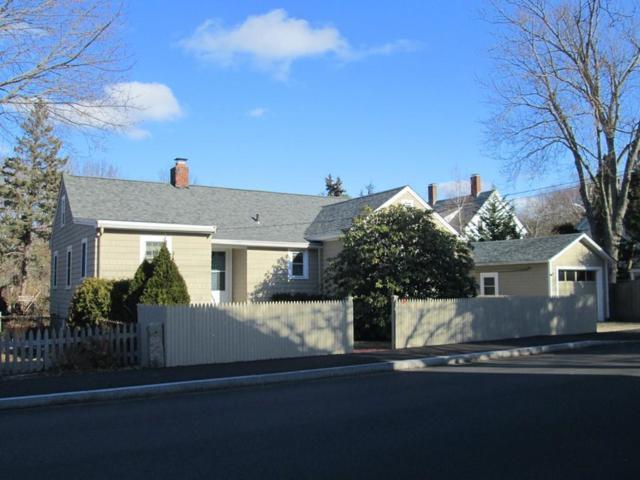 14 Marshall Street, Rockport, MA 01966 (MLS #72431690) :: Apple Country Team of Keller Williams Realty