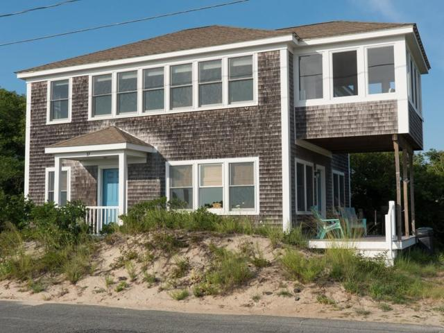 37 Corn Hill Road, Truro, MA 02666 (MLS #72431747) :: Apple Country Team of Keller Williams Realty