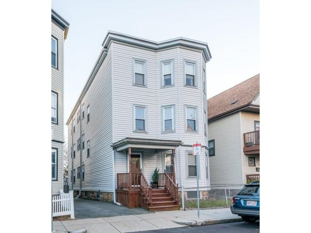 27 Rosemary St #2, Boston, MA 02130 (MLS #72431894) :: The Muncey Group