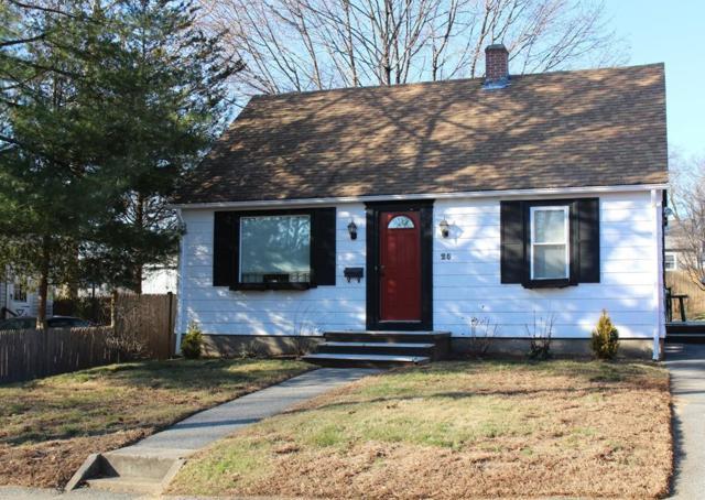 25 Harrison St, Cumberland, RI 02864 (MLS #72431941) :: Westcott Properties