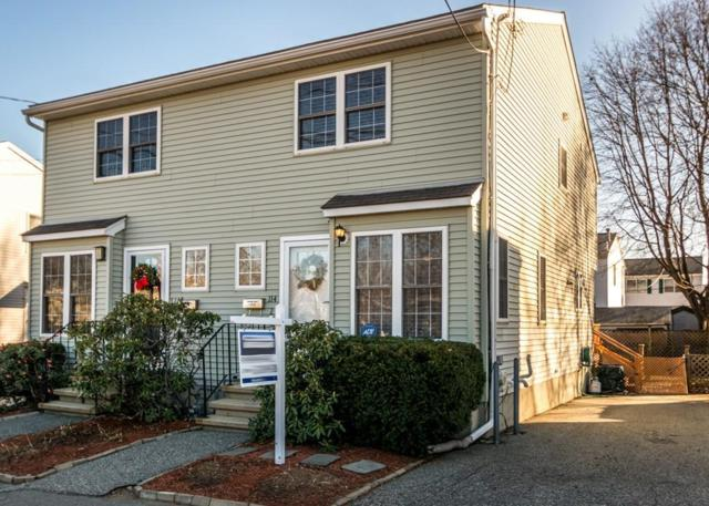 114 Willow Street # 2, Waltham, MA 02453 (MLS #72431984) :: Vanguard Realty