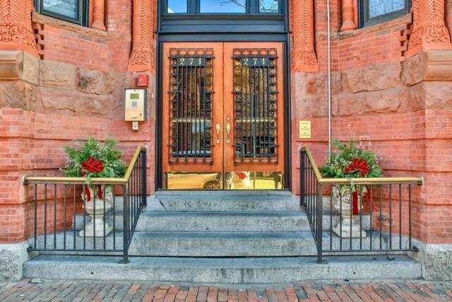 271 Dartmouth Street 6L, Boston, MA 02116 (MLS #72432121) :: Charlesgate Realty Group