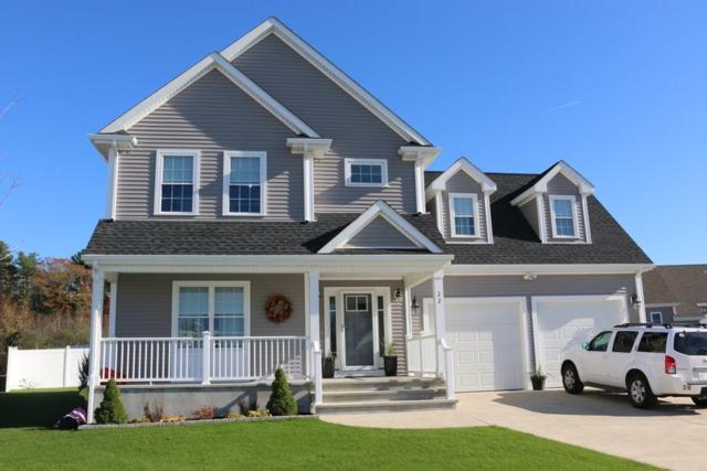 64 Highland Farm Road Lot 32, Fall River, MA 02720 (MLS #72432124) :: Lauren Holleran & Team