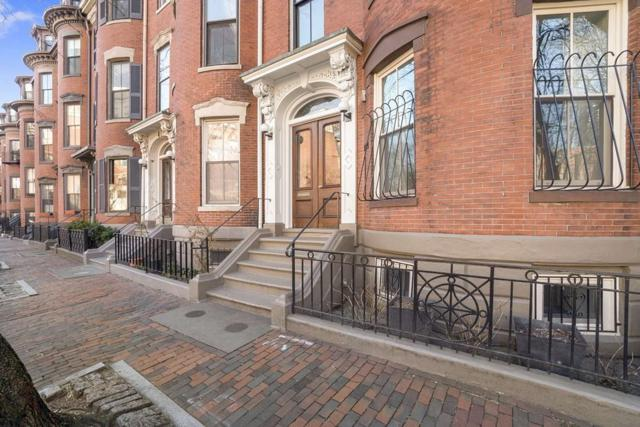 142 Chandler Street E, Boston, MA 02116 (MLS #72432205) :: The Muncey Group
