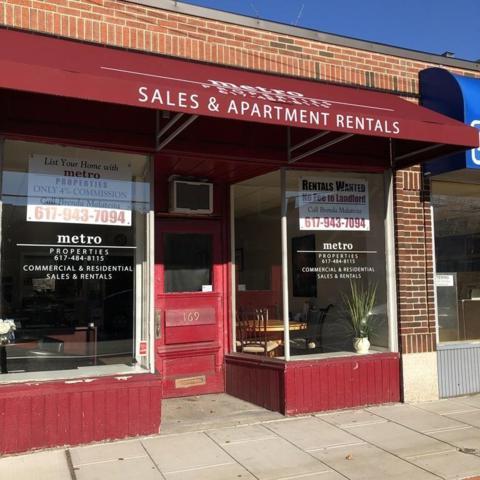 169 Belmont St, Belmont, MA 02478 (MLS #72432211) :: AdoEma Realty