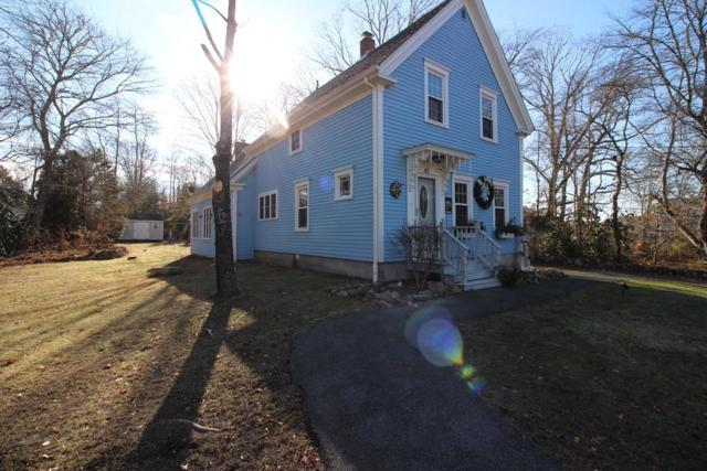 42 Delano Street, Dartmouth, MA 02747 (MLS #72432283) :: Compass Massachusetts LLC