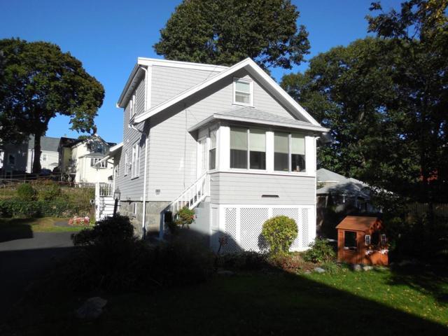 132 Centre, Quincy, MA 02169 (MLS #72432506) :: Cobblestone Realty LLC