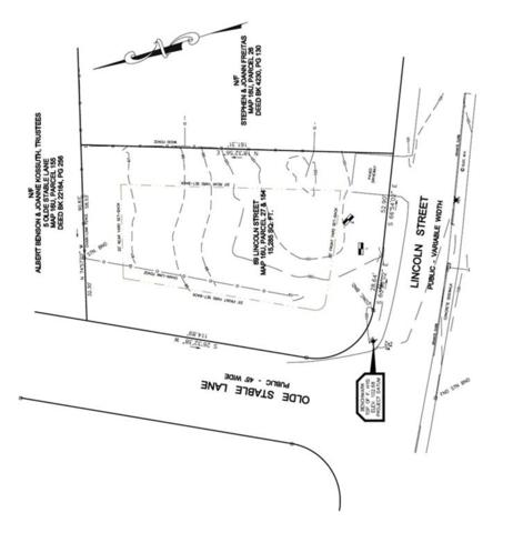 Lot 1 Olde Stable Lane, Easton, MA 02356 (MLS #72432520) :: Trust Realty One